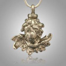 Angel Cherub Cremation Jewelry