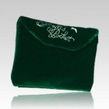 Angel Hunter Cremation & Burial Pocket - Small