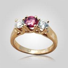 Anniversary Ring 3 Stone