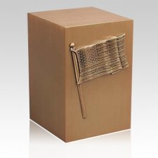 Anthem Bronze Cremation Urn