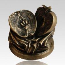 Apple Patina Keepsake Urn