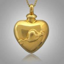Arrow Heart Cremation Jewelry II