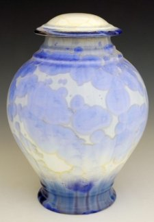Tululabell Art Cremation Urn
