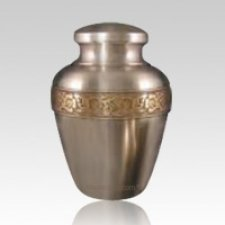 Avalon Pewter Medium Pet Urn