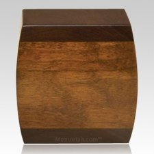 Bainbridge Walnut Pet Urn