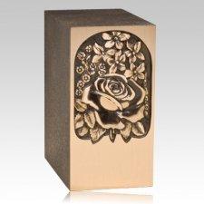 Garden Bronze Cremation Urn
