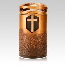 Infinity Cross Cremation Urn