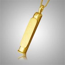 Cylinder Cachet Pet Memorial Jewelry II