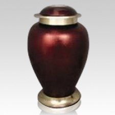 Cardinal Cremation Urn