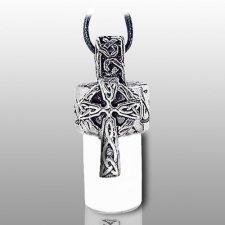 Cross Pet Keepsake Necklace