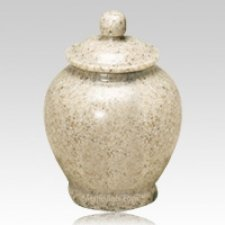 Natural Jar Cultured Granite Pet Cremation Urn