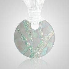 Green Eternity Ash Pendant