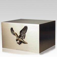 Eagle Cremation Companion Urn