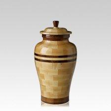 Eldon Medium Wood Urn