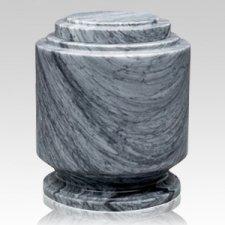 Estate Grey Keepsake Cremation Urn
