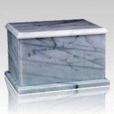 Evermore White Keepsake Cremation Urn