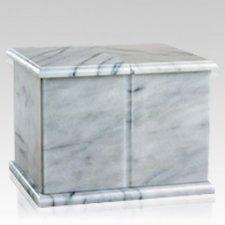 Evermore White Companion Cremation Urn