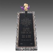 Bronze Grave Marker Ledger