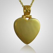 Grand Heart Keepsake Pendant IV