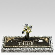 Grave Marker Year Date Plaque