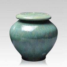 Green Earth Medium Cremation Urn