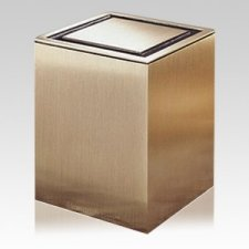 Guardian Bronze Cremation Urn