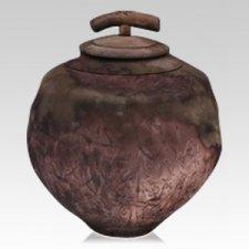 Hopi Cremation Urn