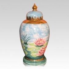 Inspiration Ceramic Cremation Urn