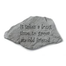 It Takes A Long Time To Grow Rock