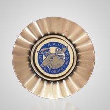Loyal Order of Moose Sunburst Appliques