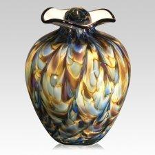 Maila Glass Companion Cremation Urn
