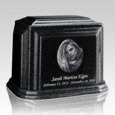 Millennium Charcoal Large Marble Urn