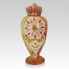 November Flare Cremation Urn