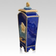 Oso Ridge Cremation Urn