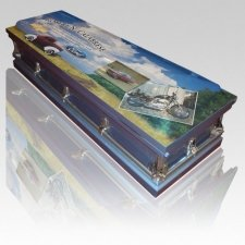 Our Home and Family Casket