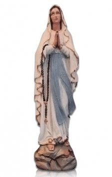 Our Mother Praying Fiberglass Statues