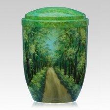 Pathway Metal Cremation Urn