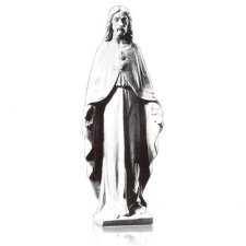 Peaceful Jesus Christ Our Lord Marble Statues