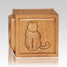Light Small Dog & Cat Cremation Urn