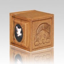 Light Medium Dog & Cat Cremation Urn