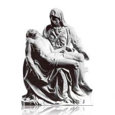 Pieta Medium Marble Statues