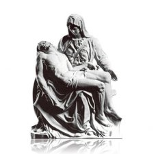 Pieta Small Marble Statues
