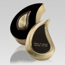 Preemie Teardrop Coffee Cremation Urn