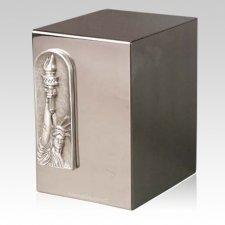 Pristino Liberty Steel Urn