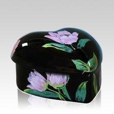 Ramona Memorial Heart Jewelry Box