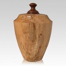 Ratily Wood Cremation Urn
