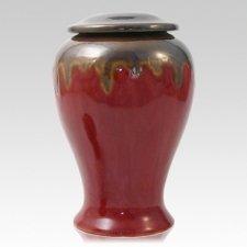 Red Sea Ceramic Urn