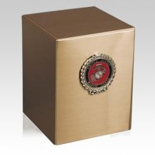 Remembrance Marines Cremation Urn