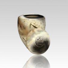 Isaiah Ceramic Pet Cremation Urns