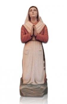 Saint Bernadette Medium Fiberglass Statues